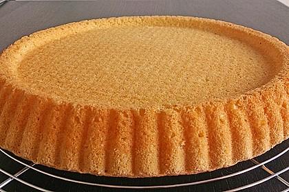 Biskuitboden für Torten und Kuchen 3
