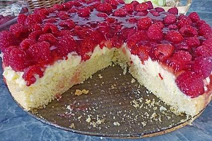 Biskuitboden für Torten und Kuchen 7