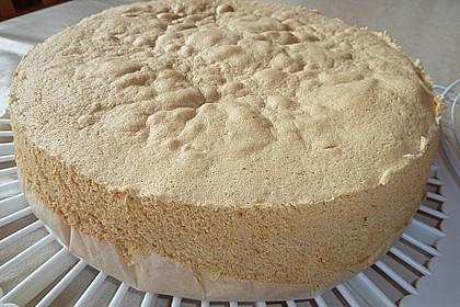 Biskuitboden für Torten und Kuchen 4