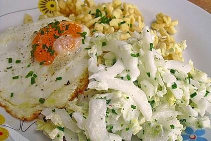 Chinakohl - Salat