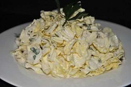 Chinakohl - Salat 5