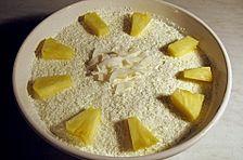 Früchte - Lasagne