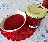 Erdbeer - Johannisbeer - Marmelade