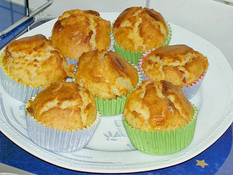 Käse - Salami Muffins (Rezept mit Bild) von Bezwinger | Chefkoch.de