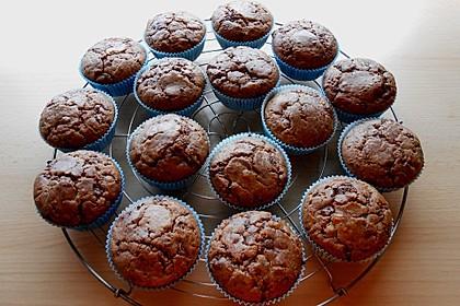 Schokoladenmuffins 16