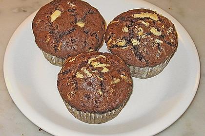 Schokoladenmuffins 8
