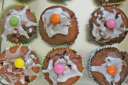 Schokoladenmuffins 20