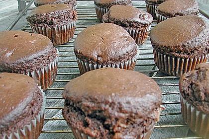 Schokoladenmuffins 17