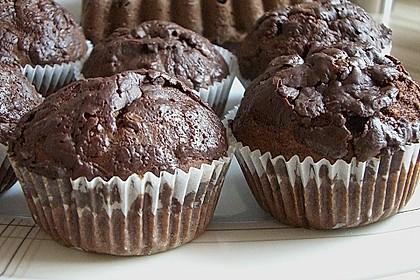 Schokoladenmuffins 15