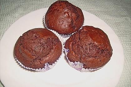 Schokoladenmuffins 22
