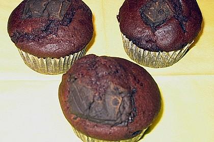 Schokoladenmuffins 35