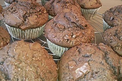 Schokoladenmuffins 28