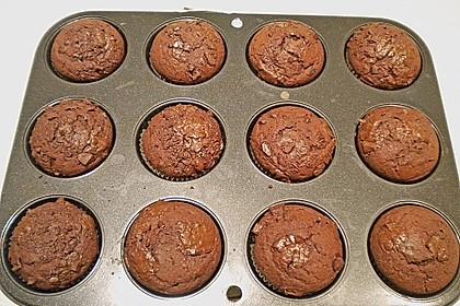 Schokoladenmuffins 30