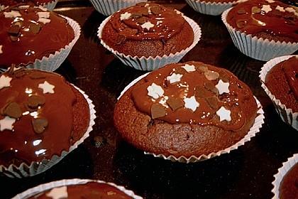Schokoladenmuffins 7
