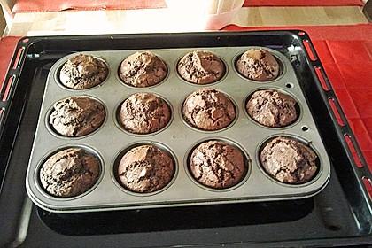 Schokoladenmuffins 25