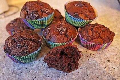 Schokoladenmuffins 5