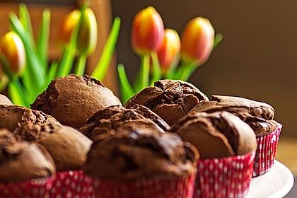 Schokoladenmuffins 0