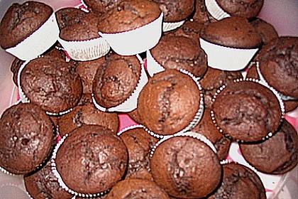 Schokoladenmuffins 24