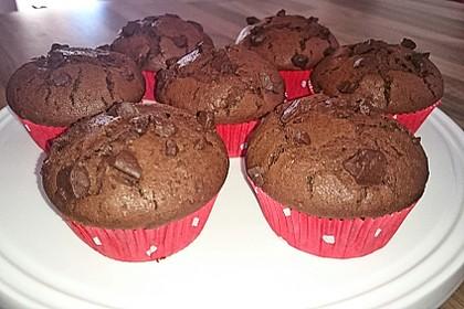 Schokoladenmuffins 13