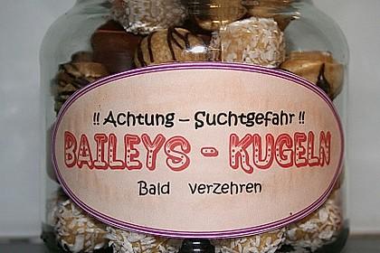 Baileyskugeln 23