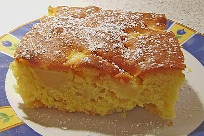 Apfelkuchen Großmutters Art 21