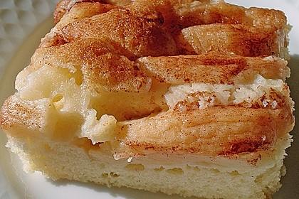 Apfelkuchen Großmutters Art 2