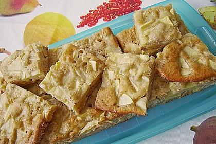 Apfelkuchen Großmutters Art 1