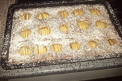 Apfelkuchen Großmutters Art 41