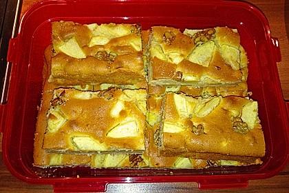 Apfelkuchen Großmutters Art 7
