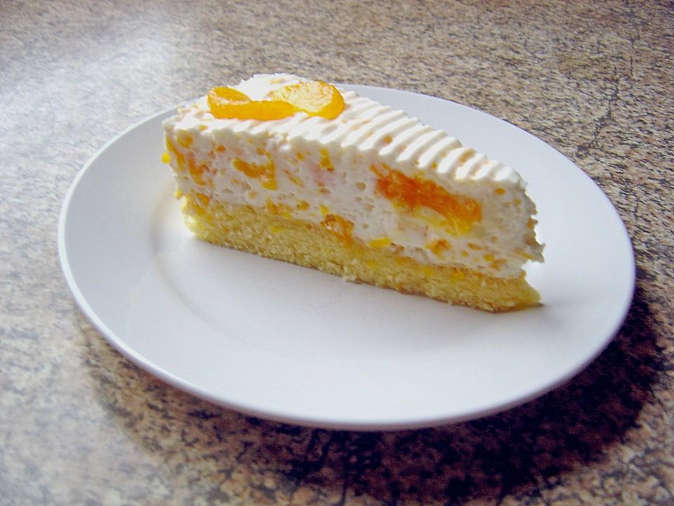 Mandarinen Quark Torte Von Kitchenglogi Chefkoch De