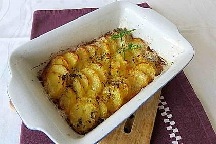 Kartoffelgratin schnell und einfach 0