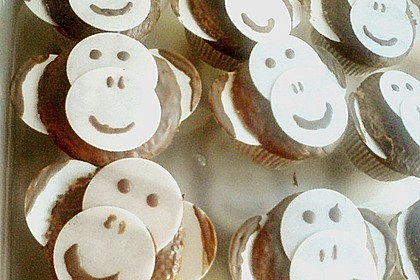 Affen-Muffins 42