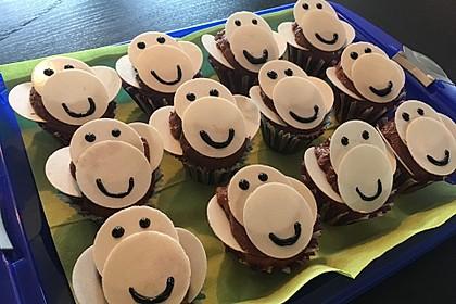 Affen-Muffins 31