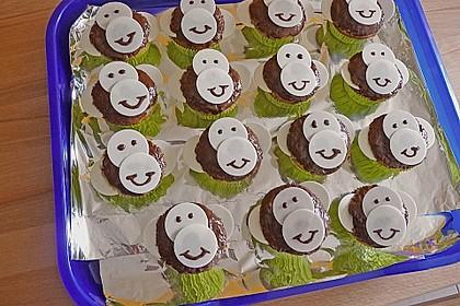 Affen-Muffins 30