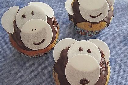 Affen-Muffins 61