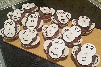 Affen-Muffins 23