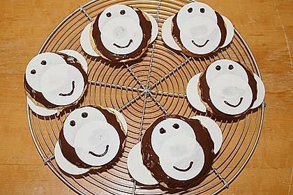 Affen-Muffins 34