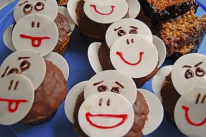 Affen-Muffins 27