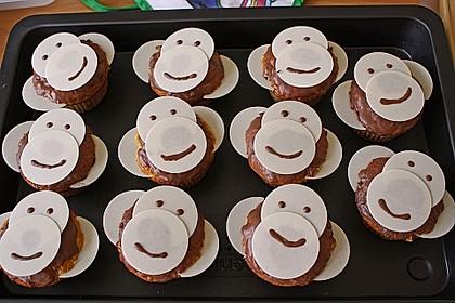 Affen-Muffins 8
