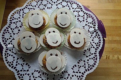 Affen-Muffins 50