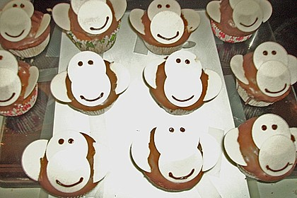 Affen-Muffins 79