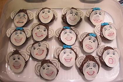 Affen-Muffins 2