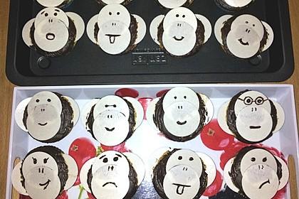 Affen-Muffins 45