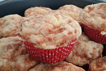 Herzhafte Schinken-Käse-Muffins 48