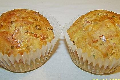 Herzhafte Schinken-Käse-Muffins 7