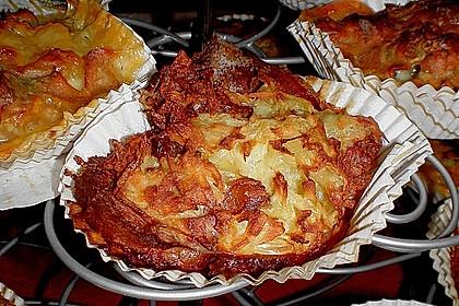 Herzhafte Schinken-Käse-Muffins 37