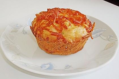 Herzhafte Schinken-Käse-Muffins 34