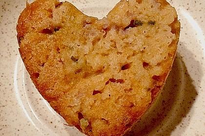 Herzhafte Schinken-Käse-Muffins 45
