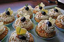 Herzhafte Schinken - Käse - Muffins