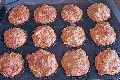 Herzhafte Schinken-Käse-Muffins 51